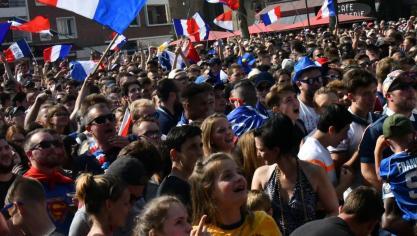 Les Corsaires sur la place Jean-Bart pour le 8e de finale des Bleues