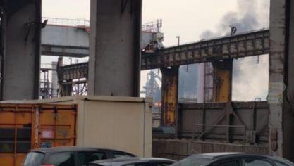 Un incendie se déclare sur le site d'ArcelorMittal