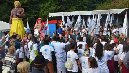 Village d'enfants Copain du monde, du coup de comm au 30e rendez-vous