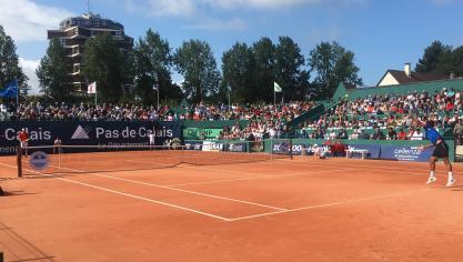 Actualité - Les Echos du TouquetLe Touquet : la France bat la Serbie et remporte la Junior Davis Cup