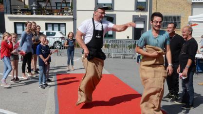 La kermesse d'antan a battu son plein à Aire-sur-la-Lys