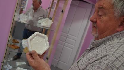 Usine La Céramique (Aire): la grande collecte de souvenirs est lancée