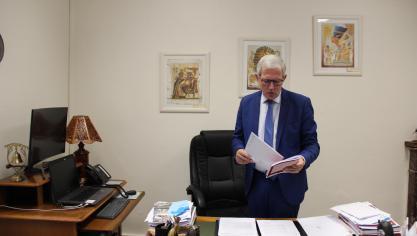 Barlin, Michel Dagbert : «le maire est devenu une cible»