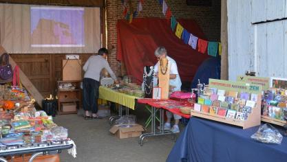 Demain, rendez-vous pour une vente solidaire pour les Himalayas