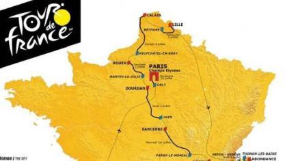 Calais sera-t-elle vraiment ville d'arrivée du Tour de France en 2020 ?