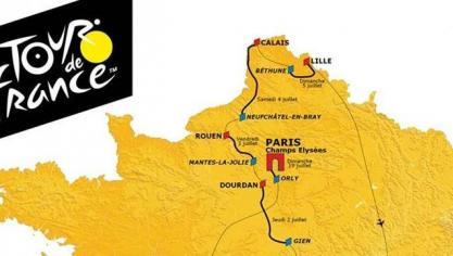 Béthune comme ville départ du Tour de France en 2020? Le maire y croit