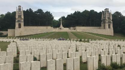 Sur les pas des soldats tombés dans le Montreuillois