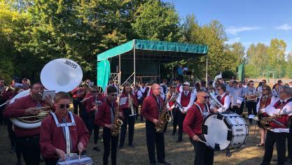 Neuf-Berquin : un festival de musique pour célébrer les 170 ans de l'harmonie (photos et vidéo)