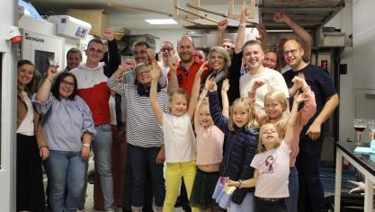 La boulangerie de Steenvoorde pas qualifiée pour continuer l'émission de M6