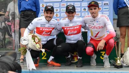 Le Danois Pedersen remporte le Grand Prix d'Isbergues en costaud