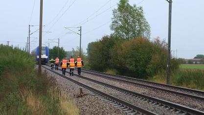 Une jeune femme de 18 ans meurt happée par un train à hauteur de Merris [Actualisé]