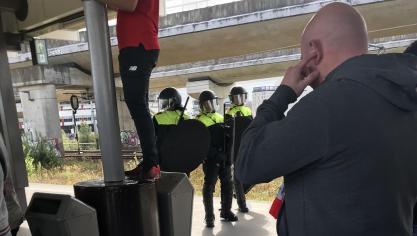 Arrestation des supporters du Losc à Amsterdam : un Steenvoordoisconsterné