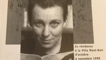 Quand Olga Tokarczuk, nouveau prix Nobel de littérature, venait écrire à Saint-Jans-Cappel