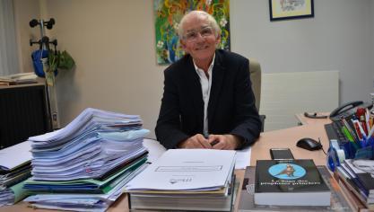 Montreuil: Charles Barège n'est pas candidat à sa succession