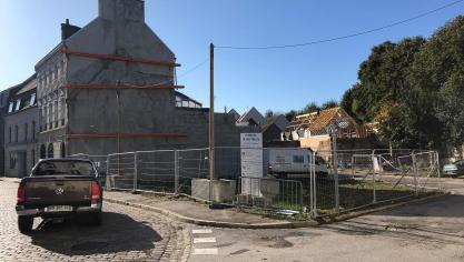 Montreuil : le chantier Cardon-Fontaine prend du retard