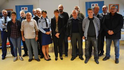 Un réseau de citoyens au service de la sécurité dans le Montreuillois