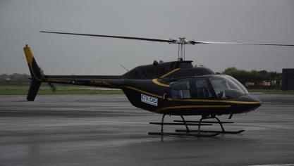 Montreuillois : le réseau électrique passé au peigne fin à l'aide d'un hélicoptère