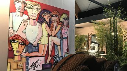 Le salon Artouquet vous invite à découvrir plus de 7 000 oeuvres dès ce jeudi 31 octobre