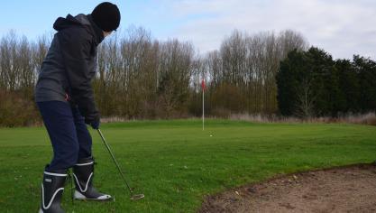 Coudekerque-Village : les golfeurs dunkerquois montent au créneau