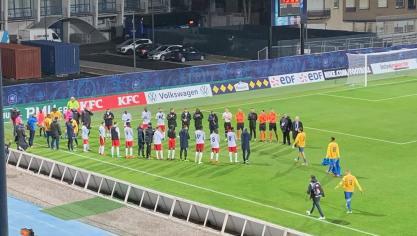 Football / Coupe de France : Grande-Synthe s'incline face à Nancy