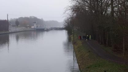 Un corps retrouvé dans le canal de Cuinchy