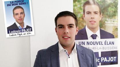 Bruay-la-Buissière: À 26 ans, Ludovic Pajot veut «changer les choses»