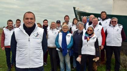 Au Touquet, le candidat Olivier Lebreuilly reçoit le soutien de La République En Marche