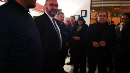 Mazingarbe: les soutiens pour Laurent Poissant