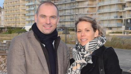 Au Touquet, Tiphaine Auzière s'exprime sur le soutien de LREM à Olivier Lebreuilly (VIDEO)