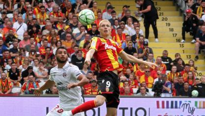 Le RC Lens concède le match nul et manque l'occasion de reprendre la tête