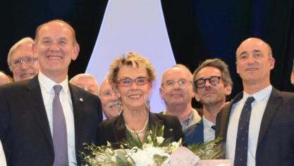 Les (derniers) voeux de Madame le maire du Touquet en six chiffres