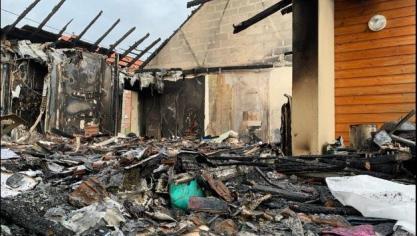 Divion : Une femme de 56 ans décède dans l'incendie de sa maison