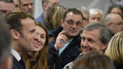 Dunkerque : ce que les salariés ont dit à Emmanuel Macron
