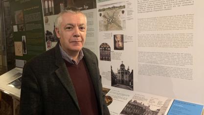 Municipales : le maire de Bailleul, Marc Deneuche, entre en campagne