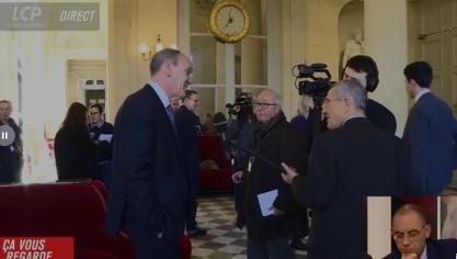 Le député touquettois Daniel Fasquelle s'exprime au sujet d'Emmanuel Macron