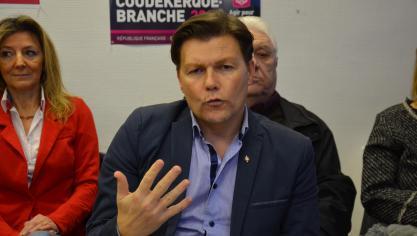 Coudekerque-Branche : David Bailleul se représente en grand favori