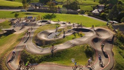 Isbergues : Une piste de pump-track en projet