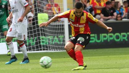 Piqué par Châteauroux, le RC Lens manque l'occasion de revenir sur Lorient