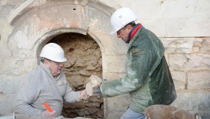 Mametz : La crypte n'a pas livré ses secrets