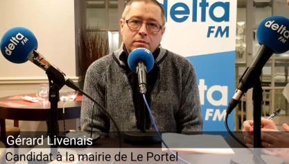 Le Portel : retrouvez notre interview de Gérard Livenais