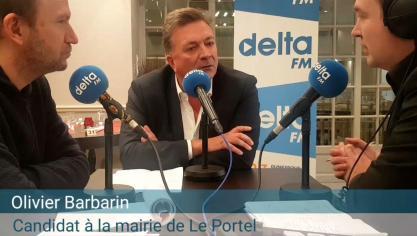 Le Portel : découvrez notre interview d'Olivier Barbarin