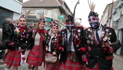 Carnaval : T'as pas vu la bande au Portel ?