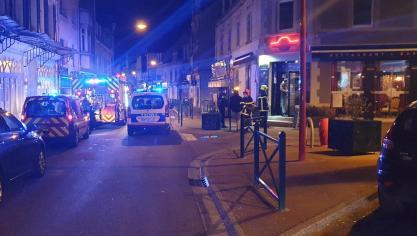 Wimereux: fuite de gaz dans un commerce rue Carnot, 17 personnes évacuées, des restaurants fermés