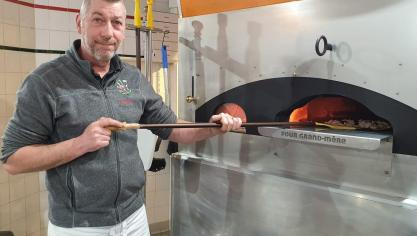 Harnes: Le conceptde la pizza solidaire se met en place