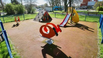 Dunkerque : les aires de jeux et les terrains de sport sont fermés