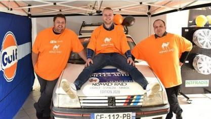 Merville: Vincent Martin raconte son rallye au Maroc
