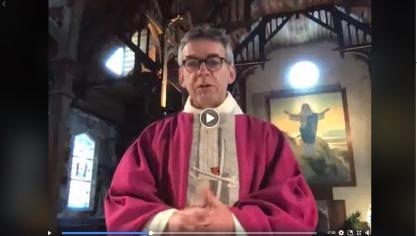 La messe en direct sur facebook