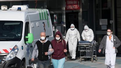 Coronavirus : 15 décès de plus en 24 heures dans les Hauts-de-France, 123 au total