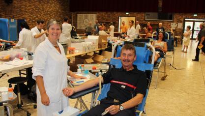 Don de sang : « Je donne dès maintenant »