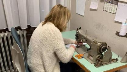 Covid-19 à Dunkerque : Monsieur Store va confectionner 3 000 masques